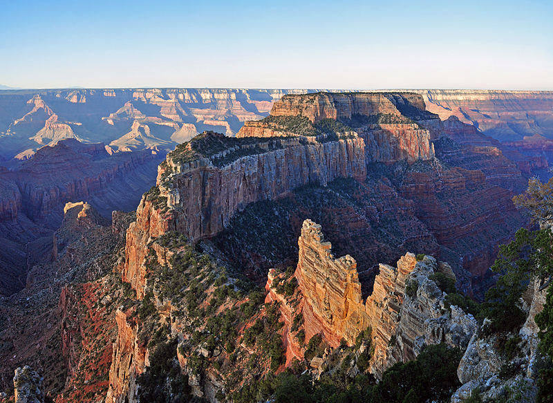 Grand_Canyon_National_Park,_North_Rim,_Muted_Sunrise_From_Cape_Royal_0163_-_Flickr_-_Grand_Canyon_NPS
